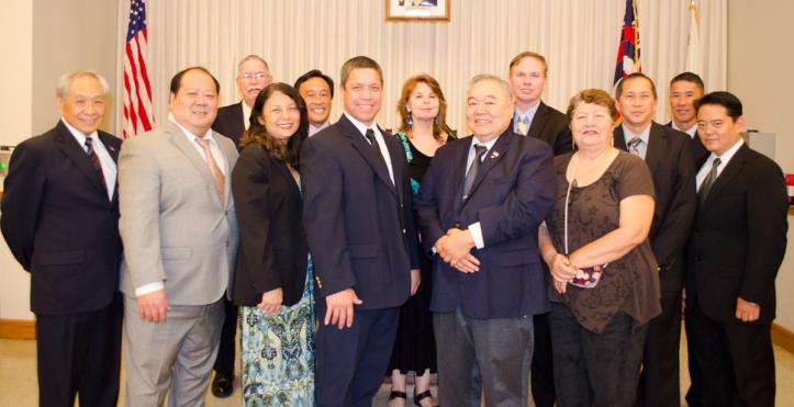 2015 Excelsior Lodge Officers